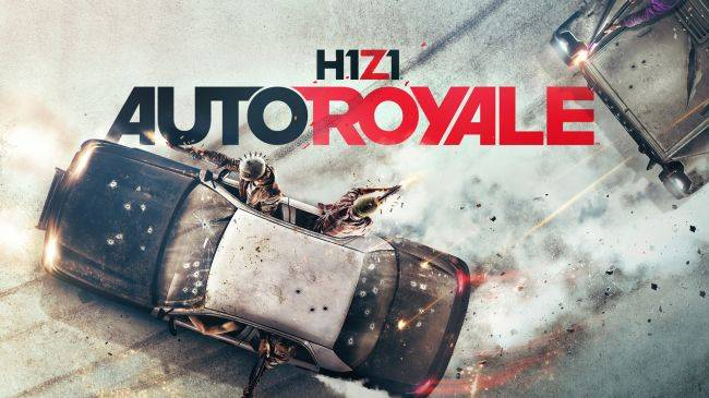 H1Z1 leaves Early Access with new cars-only Auto Royale mode