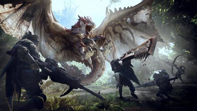 'Monster Hunter: World' is the best way to fight bosses with friends