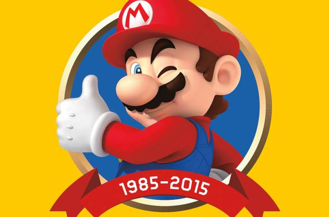 'Super Mario Bros.' encyclopedia comes to the US October 23rd