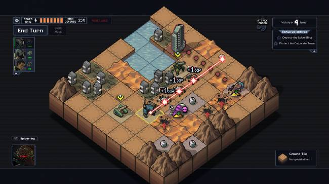 'Into the Breach' is monsters, mechs and a reset for strategy games