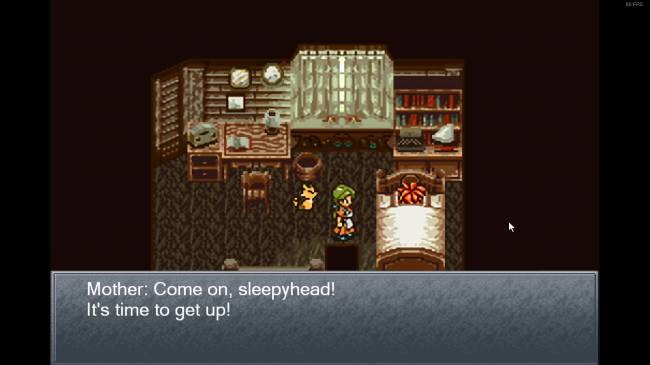 Surprise! A bad mobile port of 'Chrono Trigger' is on Steam