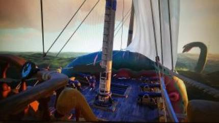 Sea of Thieves Kraken Images Leaked, New Crew Size Option Available
