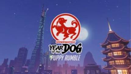 Overwatch Year Of The Dog Puppy Rumble Announced