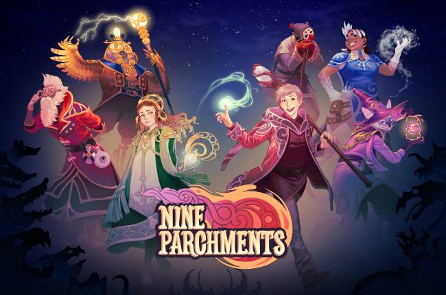"""""""Nine Parchments"""" Releasing to Xbox One March 7"""