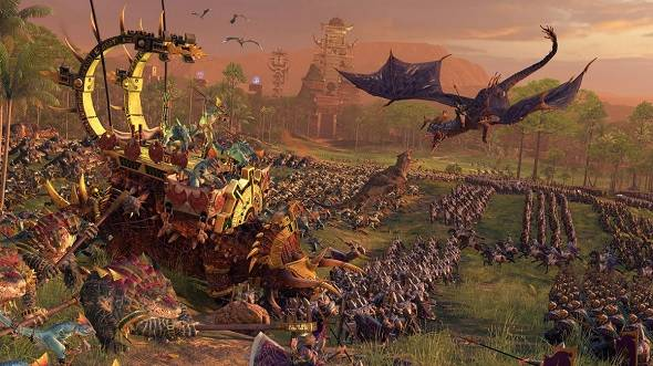 Why Total War: Warhammer 2 is the greatest strategy game of all time