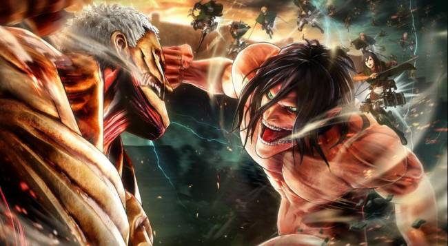 Attack on Titan 2 Hands-On Impressions