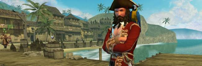 Whatever happened to Pirates of the Burning Sea, Pirates of the Caribbean Online, and Puzzle Pirates?