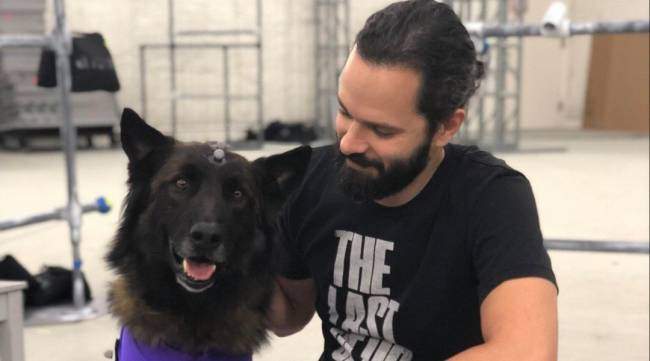 The Last of Us 2 Teases Man's Best Friend in Game