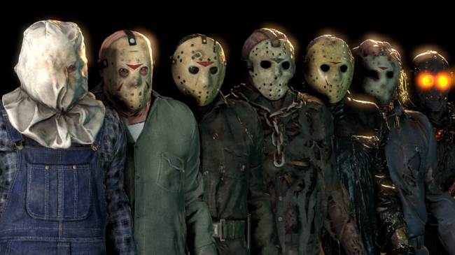 Friday the 13th Trailer Teases Jason Weapon Swapping