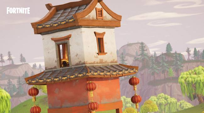 Fortnite: Where to Find Lunar New Year Shrines