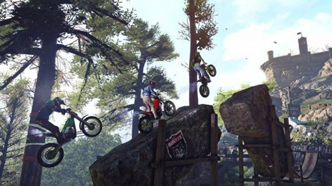 Trials Rising rides into a free open beta weekend today