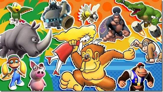 A Kong Family Reunion Is Happening On The Super Smash Bros Ultimate Spirit Board This Weekend