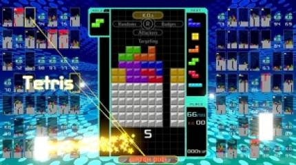 Tetris 99 hides the way it works - and that's brilliant