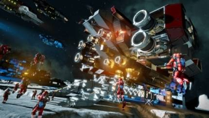 Sandbox construction and exploration game Space Engineers leaves early access next week