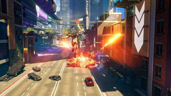 Crackdown 3, Or How I Learned To Stop Worrying And Love The Cloud