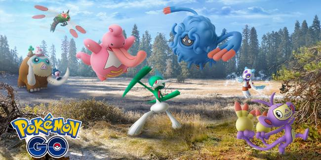 Pokemon Go Adds More Gen 4 Pokemon, Makes Big Battle Changes