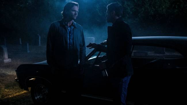 Supernatural's Secret Ingredient Is 3,500 Pounds Of Steel, Even 300 Episodes Later