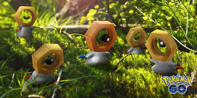 Pokemon Go Adds Shiny Meltan, But Only For A Limited Time