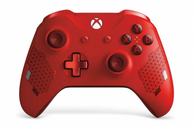 New Xbox One Controller Color Revealed--Take A Look Here