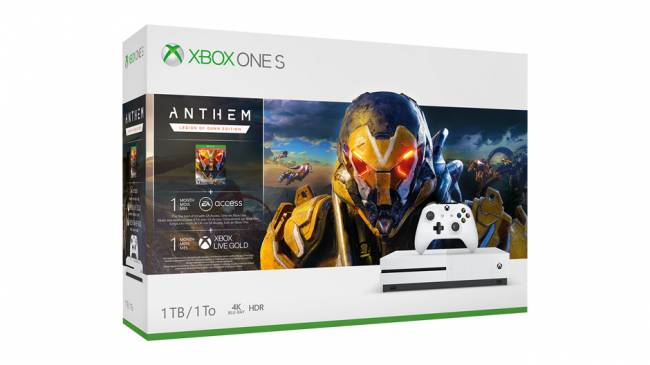 The Division 2, Anthem Xbox One Bundles Announced