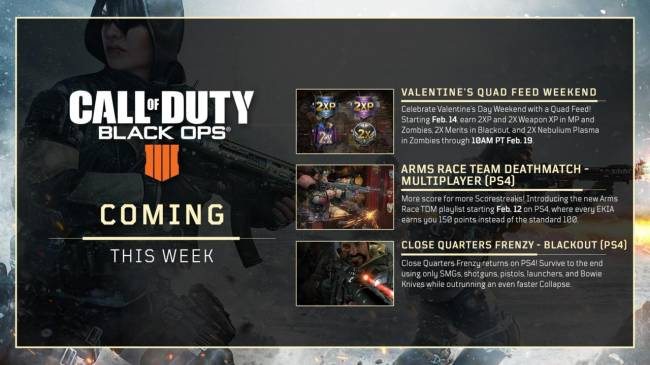 Black Ops 4 Dev Teases Blackout Map Changes And New Modes