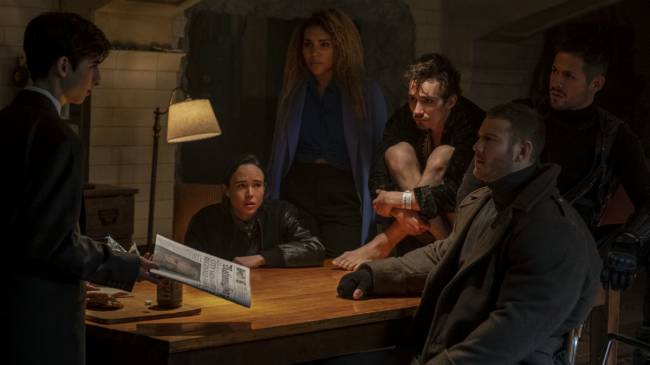 Netflix's Umbrella Academy Is An Insane Remix Of The Comics And Here's Why