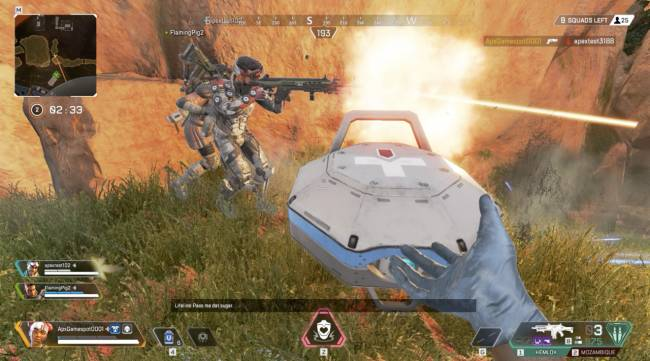 Apex Legends Lifeline Guide: How To Be The Best Combat Medic