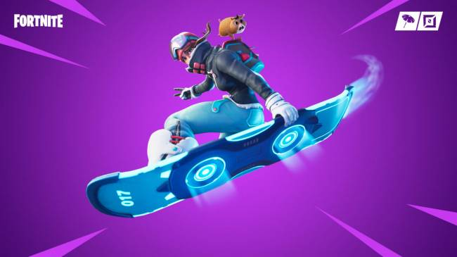 Fortnite 7.40 Content Update: Driftboard, Infantry Rifle, Driftin' LTE, And More