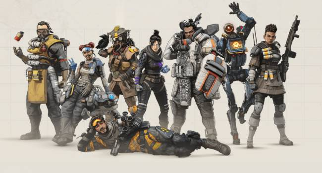 Apex Legends Update: Patch Notes Address Crashes