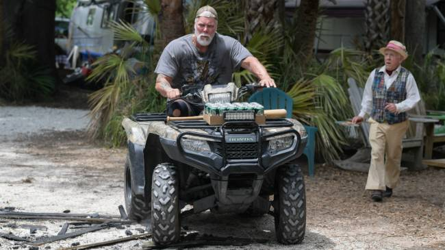 Living The Dream's Kevin Nash Talks AEW Vs. WWE, Playing Super Shredder In Ninja Turtles 2