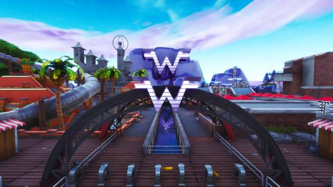 After Fortnite's Marshmello Concert, Season 8 Adds Island Devoted To The Band Weezer