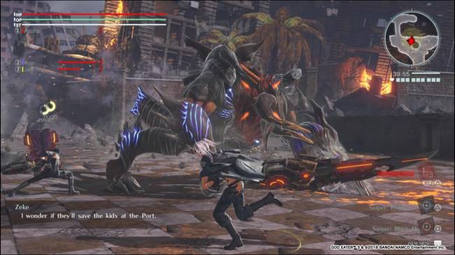 God Eater 3 Review - Aragami Hunter