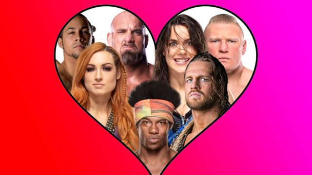 16 Dumb WWE, ROH, And AEW Valentine's Day Cards Wrestling Fans Will Appreciate