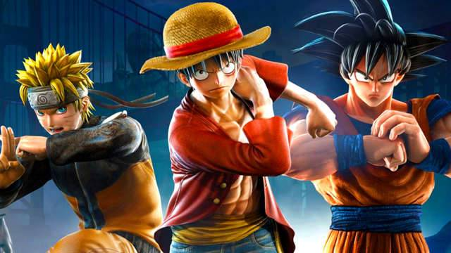 Every Playable Fighter In Jump Force, For Now