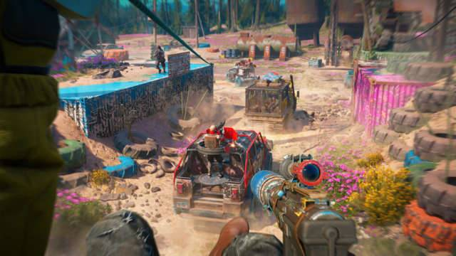 Far Cry: New Dawn's Best Guns, Weapons, And Shovels