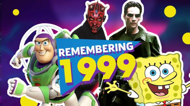 Remembering 1999: The Movies And TV Series That Turn 20 This Year