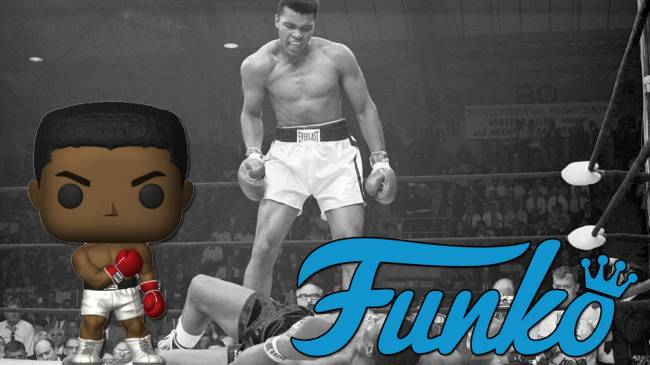 Toy Fair 2019: Funko Pops Sports Figures: Babe Ruth, Muhammad Ali, MLB Mascots, And More