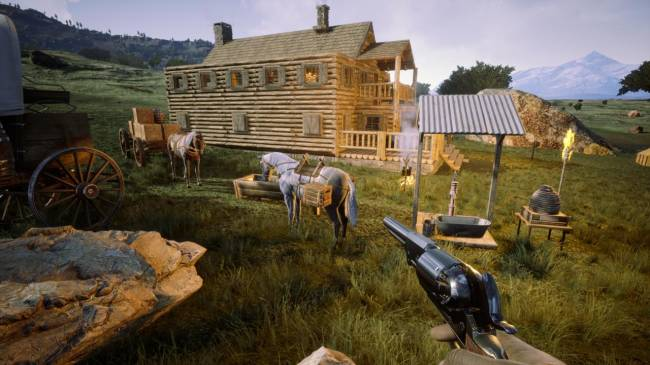 New Open-World Western Game Offers A Big Change In Pace From Red Dead Online