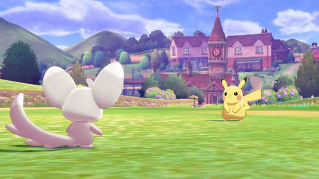 Pokemon Sword And Shield: Every Pokemon In The Trailer