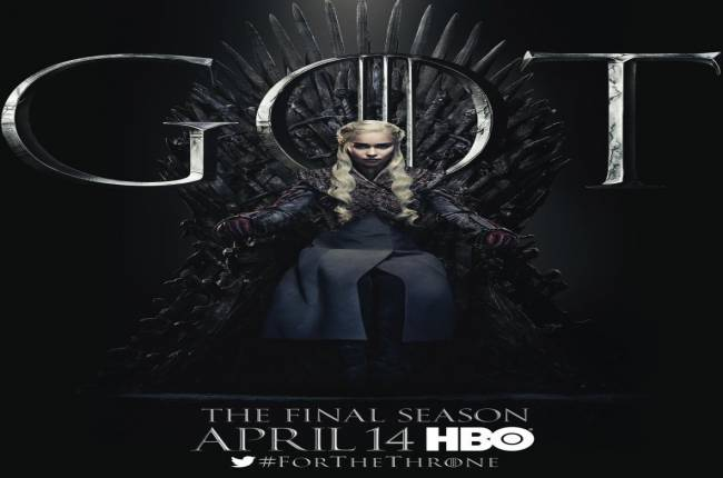 New Game Of Throne Character Posters Tease Final Season