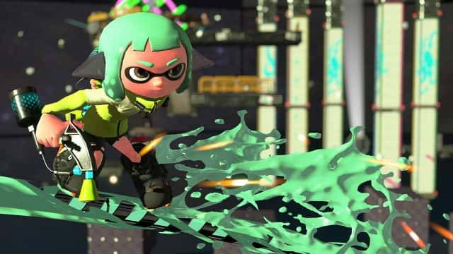 The Case for Splatoon 2 on Xbox One