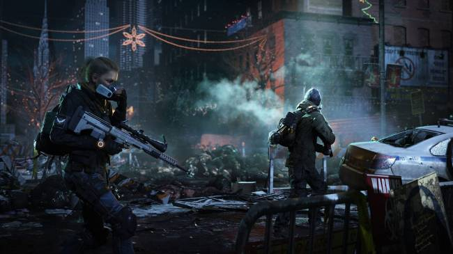 The Division 2 Creative Director Congratulates Anthem Launch