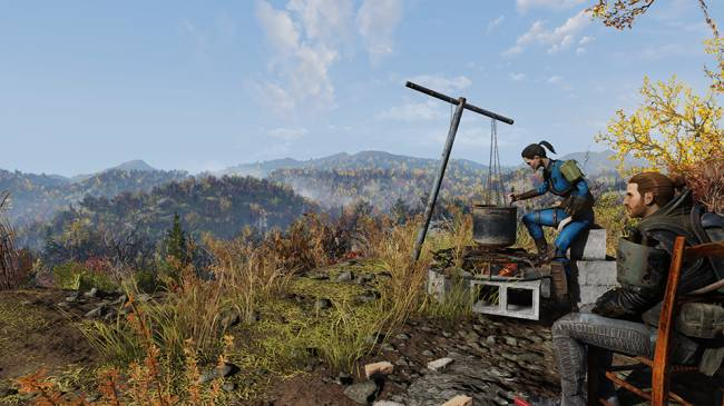Fallout 76 2019 Roadmap Revealed by Bethesda