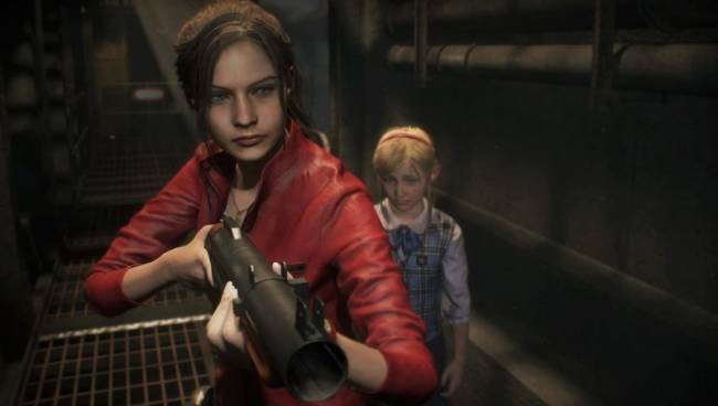 The Resident Evil 2 Remake Breathes New Life Into Claire