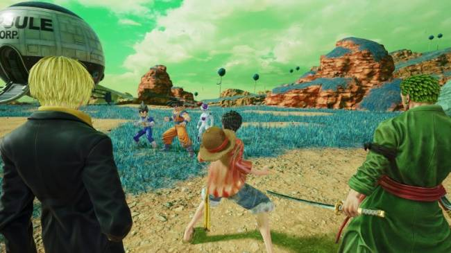 A Short Bio Of Every Jump Force Character