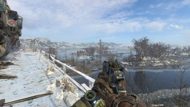Here's How To Get The Good And Bad Endings In Metro Exodus