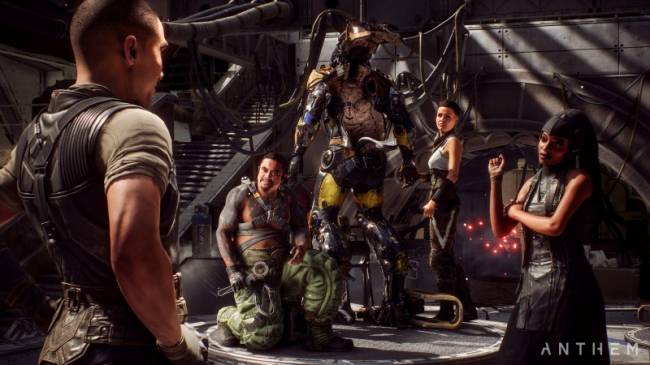 Start Anthem's Tomb Trials As Soon As Possible