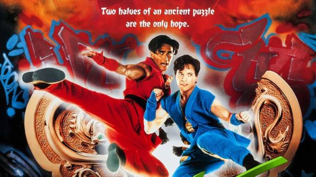 Double Dragon – The Forgotten Bad Video Game Movie