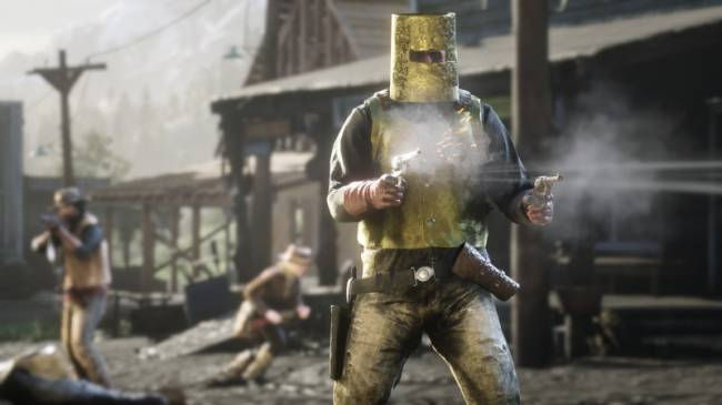 Next Red Dead Redemption Online Update Adds An Armor Event, Fishing Challenges, And More