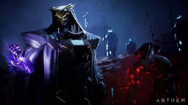 Bioware Lays Out 90 Day Roadmap For Anthem